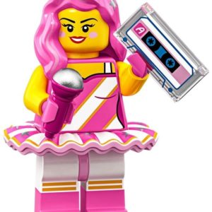 Product shot LEGO Minifigures 71023 Candy Rapper