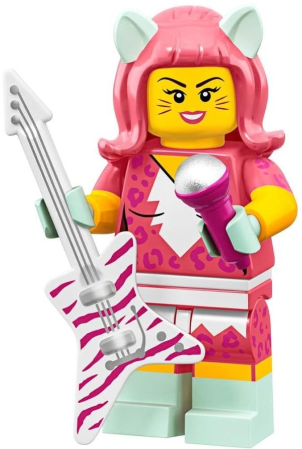 Product shot LEGO Minifigures 71023 Kitty Pop