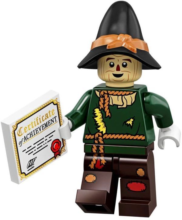 Product shot LEGO Minifigures 71023 Scarecrow