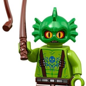 Product shot LEGO Minifigures 71023 Swamp Creature