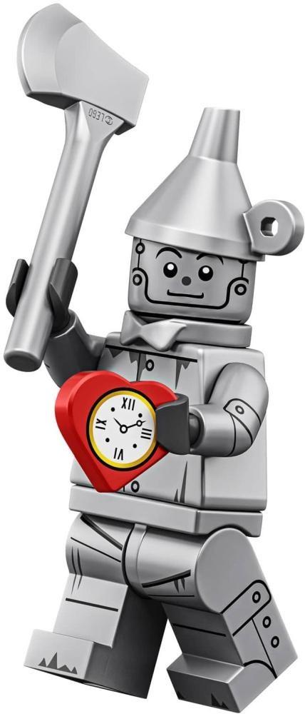 Product shot LEGO Minifigures 71023 Tin Man