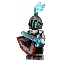 Product shot LEGO Minifigures 71025 Fright Knight