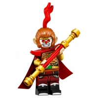 Product shot LEGO Minifigures 71025 Monkey King