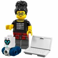 Product shot LEGO Minifigures 71025 Programmer