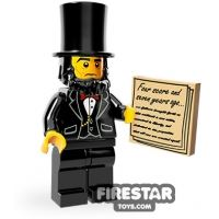 Product shot LEGO Minifigures - Abraham Lincoln
