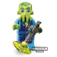 Product shot LEGO Minifigures - Alien Trooper