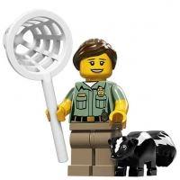 Product shot LEGO Minifigures - Animal Control