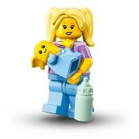 Product shot LEGO Minifigures - Babysitter
