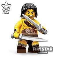 Product shot LEGO Minifigures - Barbarian