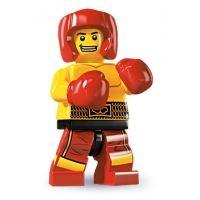 Product shot LEGO Minifigures - Boxer