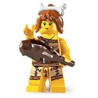 Product shot LEGO Minifigures - Cave Woman