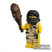 Product shot LEGO Minifigures - Caveman