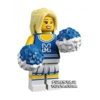 Product shot LEGO Minifigures - Cheerleader