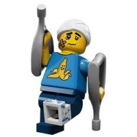 Product shot LEGO Minifigures - Clumsy Guy