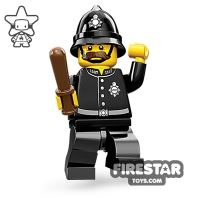 Product shot LEGO Minifigures - Constable