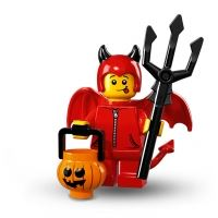 Product shot LEGO Minifigures - Cute Little Devil