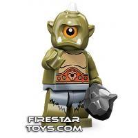 Product shot LEGO Minifigures - Cyclops