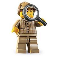 Product shot LEGO Minifigures - Detective
