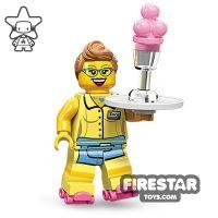 Product shot LEGO Minifigures - Diner Waitress