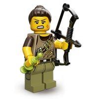 Product shot LEGO Minifigures - Dino Tracker