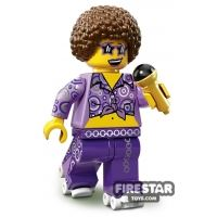 Product shot LEGO Minifigures - Disco Diva