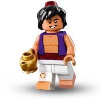 Product shot LEGO Minifigures - Disney - Aladdin