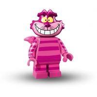 Product shot LEGO Minifigures - Disney - Cheshire Cat