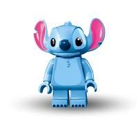 Product shot LEGO Minifigures - Disney - Stitch