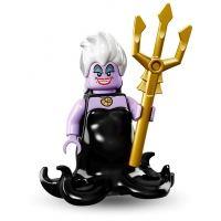 Product shot LEGO Minifigures - Disney - Ursula