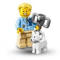 Product shot LEGO Minifigures - Dog Show Winner