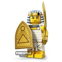 Product shot LEGO Minifigures - Egyptian Warrior