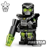 Product shot LEGO Minifigures - Evil Mech
