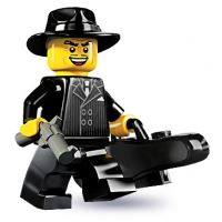Product shot LEGO Minifigures - Gangster