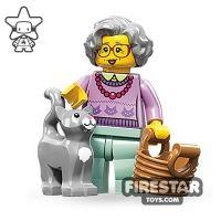 Product shot LEGO Minifigures - Grandma