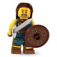 Product shot LEGO Minifigures - Highlander Battler