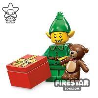 Product shot LEGO Minifigures - Holiday Elf