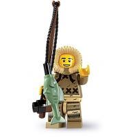 Product shot LEGO Minifigures - Ice Fisherman