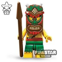Product shot LEGO Minifigures - Island Warrior