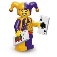 Product shot LEGO Minifigures - Jester