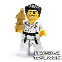 Product shot LEGO Minifigures - Karate Master