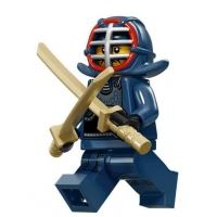 Product shot LEGO Minifigures - Kendo Fighter