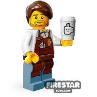 Product shot LEGO Minifigures - Larry the Barista