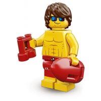 Product shot LEGO Minifigures - Lifeguard Guy