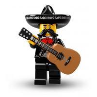 Product shot LEGO Minifigures - Mariachi