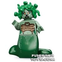Product shot LEGO Minifigures - Medusa