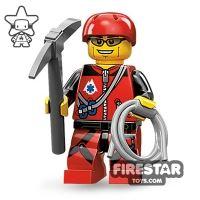 Product shot LEGO Minifigures - Mountain Climber