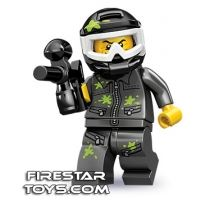Product shot LEGO Minifigures - Paintball Player