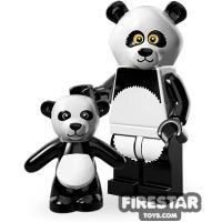 Product shot LEGO Minifigures - Panda Guy