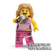Product shot LEGO Minifigures - Pop Star