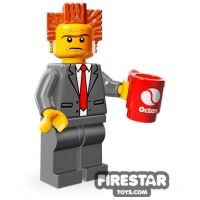Product shot LEGO Minifigures - President Business